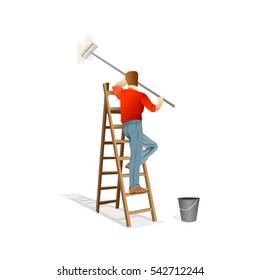 Vector painter