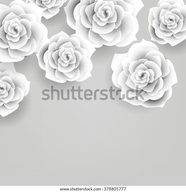 Origami rose bouquet paper flowers wedding anniversary gift | eBay | 620x600