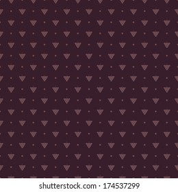 Vector pattern made with wine grapes