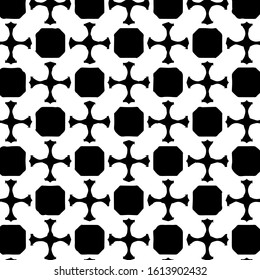 Vector pattern in ornamental style. Geometric desing texture for gift or wallpaper.