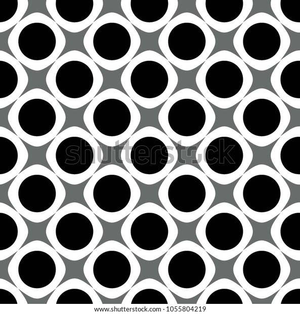 Vector Pattern Repeating Geometric Abstract Seamless Stock