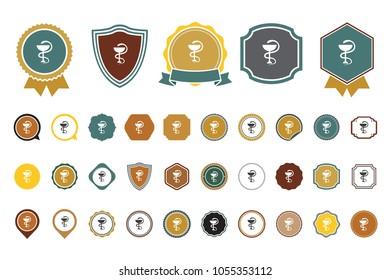 vector pharmacy icon