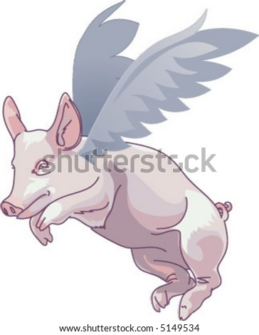 vector Pigs can Fly