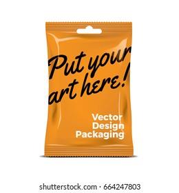 Vector Pillow Bag