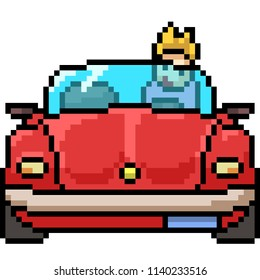 Royalty Free Pixel Art Cars Stock Images Photos Vectors