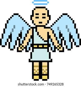 Angels Pixel Art Images Stock Photos Vectors Shutterstock