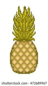 Food Pixel Art Stock Illustrations Images Vectors