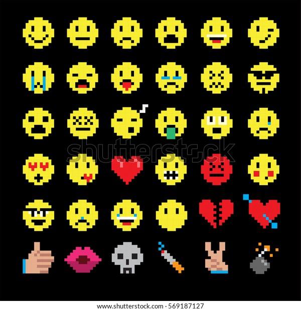 Image Vectorielle De Stock De Image Vectorielle Pixel Art De
