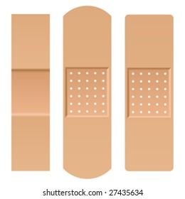 vector plasters