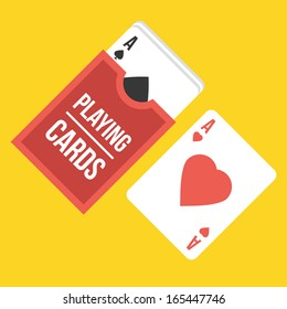 Vector Playing Cards Icon