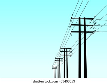 vector power poles