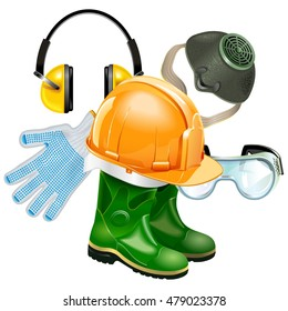 Vector Protective Equipment Concept