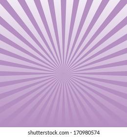 Vector purple striped background