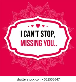 Royalty Free I Cant Stop Missing You Stock Images Photos Vectors
