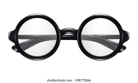 Vector Realistic Glasses