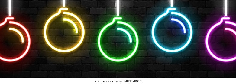 vector realistic isolated neon sign 260nw 1483078040