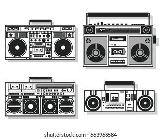 Vector Recorder Set from the Eighties