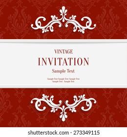 1000 Elegant Dinner Invitation Template Stock Images
