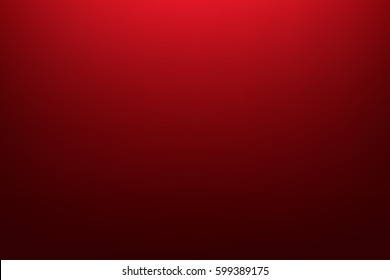 Vector red gradient abstract background.