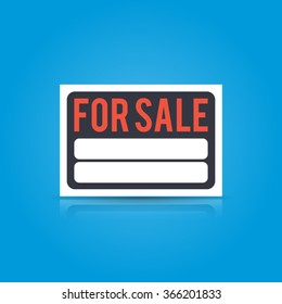 Vector For Sale Sign