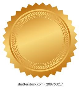 Vector seal certificate