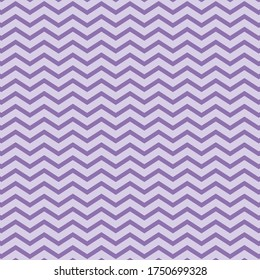 Vector seamless background: an abstract pattern of lilac-purple zigzag lines. Texture for fabric, website, and postcards. Space for text and design. Noble tones, zigzag lines.