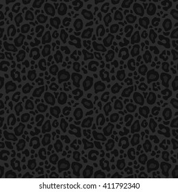 c359a12ac6c Grey Background with Black Leopard Print Stock Vectors, Images ...