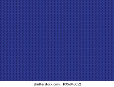 Vector Seamless blue sports wear Irregular Rounded Lines Halftone Transition Abstract Background Pattern
