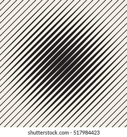 Vector Seamless Diagonal Lines Halftone Pattern. Abstract Geometric Background Design.