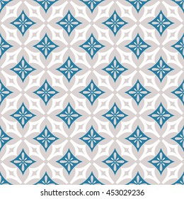vector seamless ornamental pattern