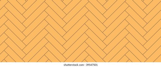 Vector seamless parquet background