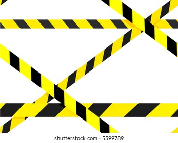 Vector seamless pattern: Entrance prohibited