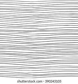 Vector seamless pattern - hand drawn lines