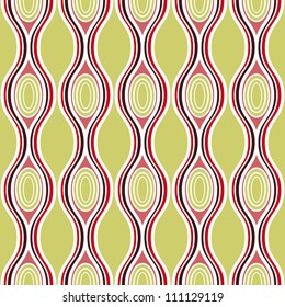vector seamless pattern. modern stylish texture. repeating colorful background