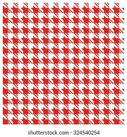 Vector seamless pattern. Modern stylish. Texture. Geometric. Color