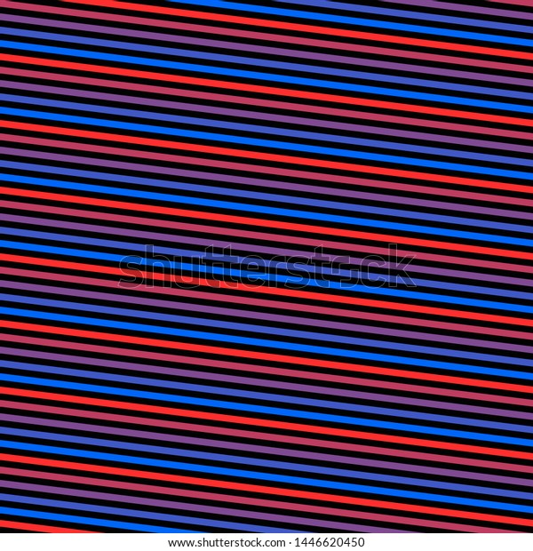 Vector Seamless Pattern Thin Diagonal Lines Stock Vector Royalty Free 1446620450