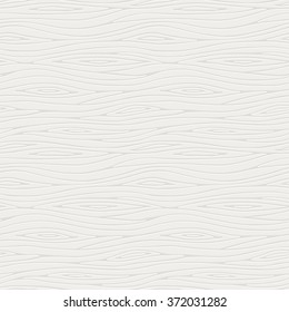 Vector seamless pattern of a white wooden texture in scandinavian style