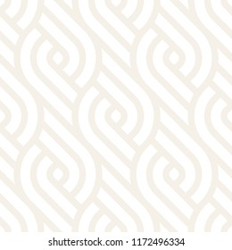 Vector seamless subtle lattice pattern. Modern stylish texture with monochrome trellis. Repeating geometric grid. Simple graphic design background.