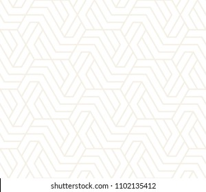 Vector seamless subtle pattern. Modern stylish abstract texture. Repeating geometric tiles from striped elements