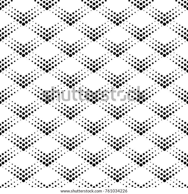 Vector Seamless Texture Modern Abstract Background Stock Vector ...