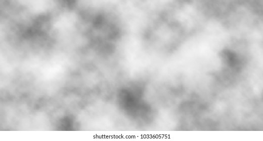 Vector seamless tile of drifting fog made using a gradient mesh