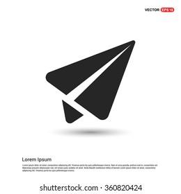 Vector Send icon
