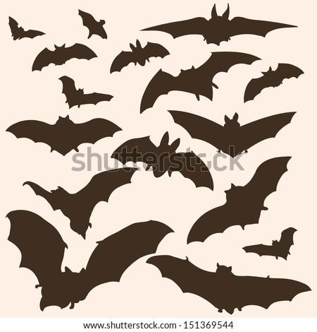 Vector Set of Bats