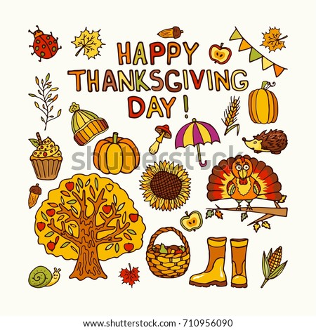 Fashion style Drawings Thanksgiving pictures for girls