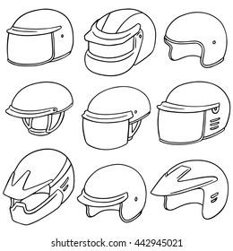 Sketch Helmet Images Stock Photos Vectors Shutterstock