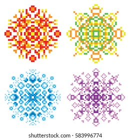 Pixelart Images Stock Photos Vectors Shutterstock