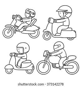 Casque Moto Dessin Images Photos Et Images Vectorielles De Stock Shutterstock