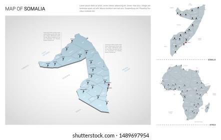 Mogadishu Africa Map.Mogadishu City Temaju Stockillusztraciok Fotok Es