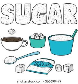 Sugar Clip Art