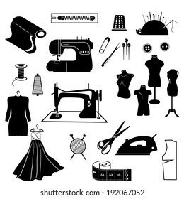 Vector sewing equipment
